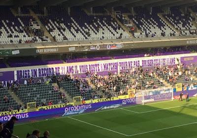 Anderlecht-fans hebben al voor de match tegen Antwerp duidelijke boodschap voor spelers