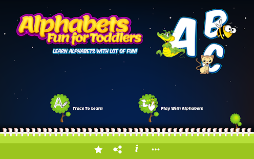 Alphabets Fun for Toddlers- screenshot thumbnail