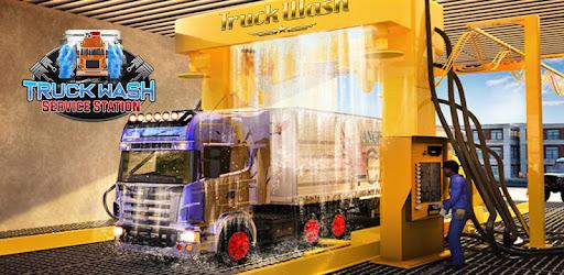 एंड्रॉइड / पीसी के लिए Euro Truck Wash Gas Station Mechanic Games 2019 ऐप्स (apk) मुफ्त डाउनलोड screenshot
