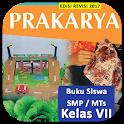 SMP Kls 7 Prakarya - Buku Siswa BSE K13 Rev2017 icon