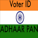 Voter ID Card & ADHAAR PAN v 3.6 app icon