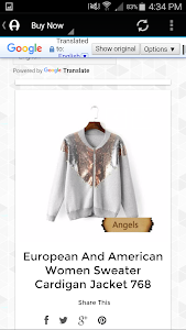 Angels Fashion Shop screenshot 2