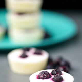 Frozen Blueberry Dessert Recipes