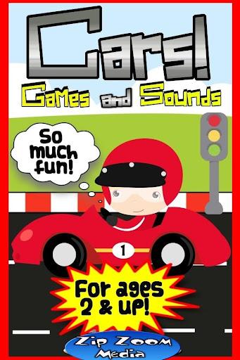 Car Games For Little Boys