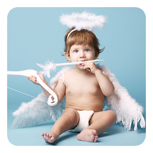 Baby Cupid Live Wallpaper