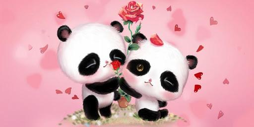 Pink Panda Love 1.1.7 screenshots 4