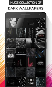 Blacker : Dark & AMOLED Wallpapers (HD,4K) 3.0 APK with Mod + Data 1