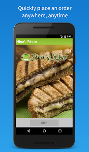 Nina's Bistro Mobile- screenshot thumbnail