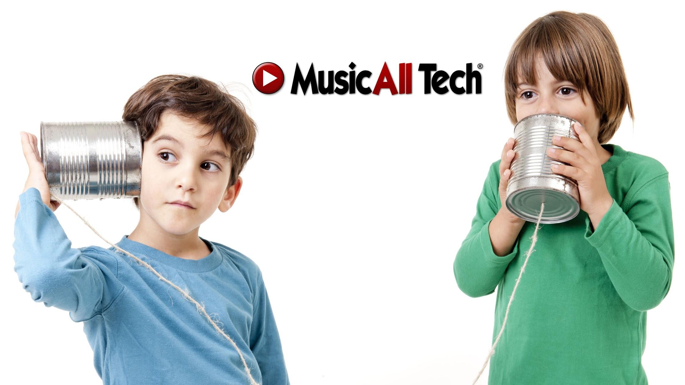 MusicAll Tech