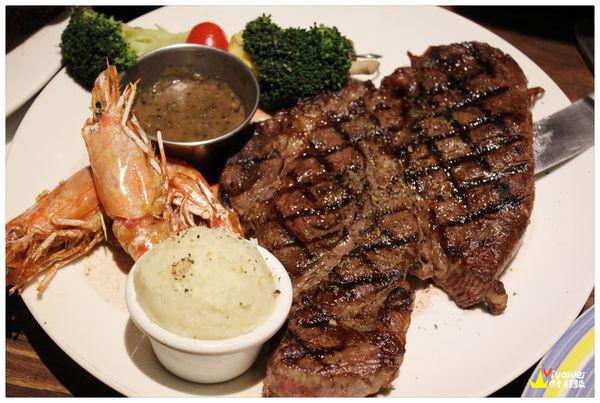 史坦利美式牛排Stanley's SteakHouse-壽星優惠 推薦 美食 適合聚餐的大份量排餐及炸物拼盤