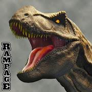 Wild Dinosaur City Rampage Attack Simulation 1.0
