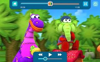 Screenshot of Dibo Sing Along Show