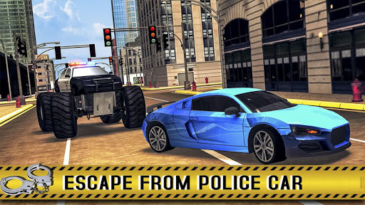 Drifty Theft Car & Chase 1.3 screenshots 4