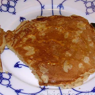 Sophie's Wholemeal Apple Pancakes