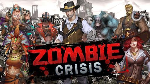 Code Triche Zombies Crisis:Fight for Survival RPG APK Mod screenshots 1