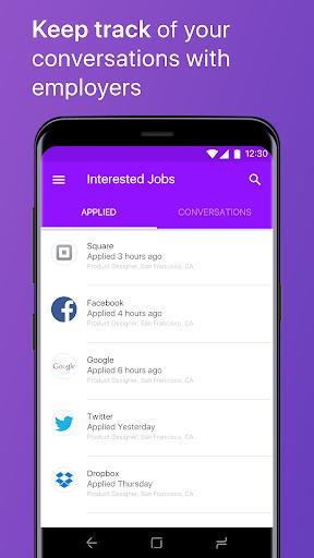 Monster Job Search 3.4.1 screenshots 3