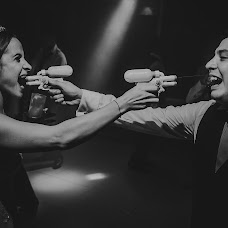Wedding photographer Christian Barrantes (barrantes). Photo of 22.03.2018