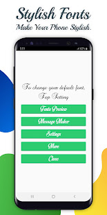 Stylish Fonts APK for Blackberry | Download Android APK