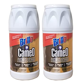 Cameo Stainless Steel Cleaner