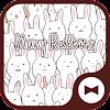 Wallpaper Many Rabbits Theme