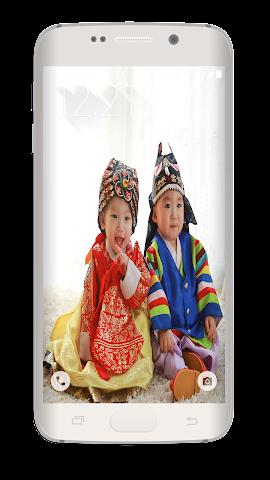 android Korean Photo Wallpaper Screenshot 2