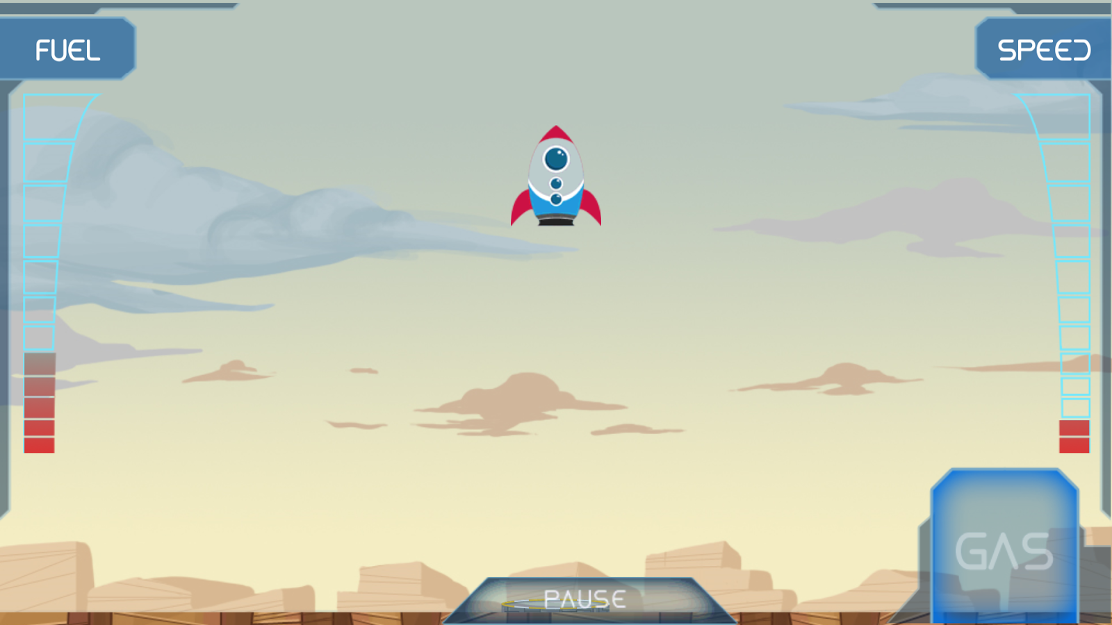 Rocket-Lander 6