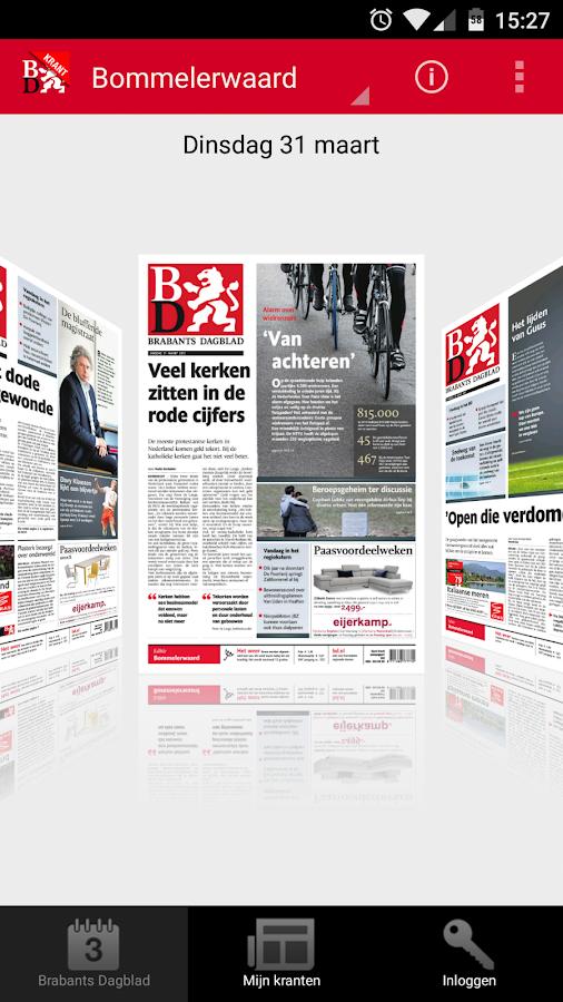 Brabants Dagblad Krant - Android-apps op Google Play