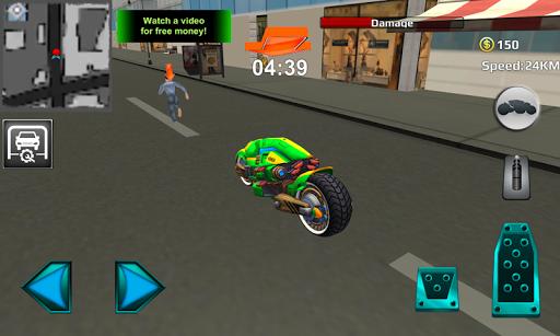 模擬必備免費app推薦|未来のニューヨークオートバイ3D線上免付費app下載|3C達人阿輝的APP