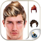 FREE.ZCAMERA HAIRSTYLE STICKER