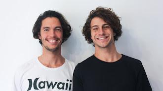 Los hermanos Javier y Pablo Imbroda.