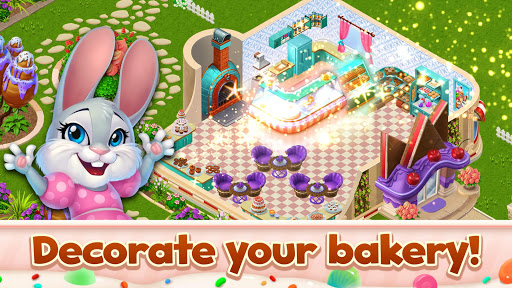 Sweet Escapes: Design a Bakery with Puzzle Games modavailable screenshots 7