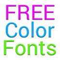Color Fonts for FlipFont #1 icon