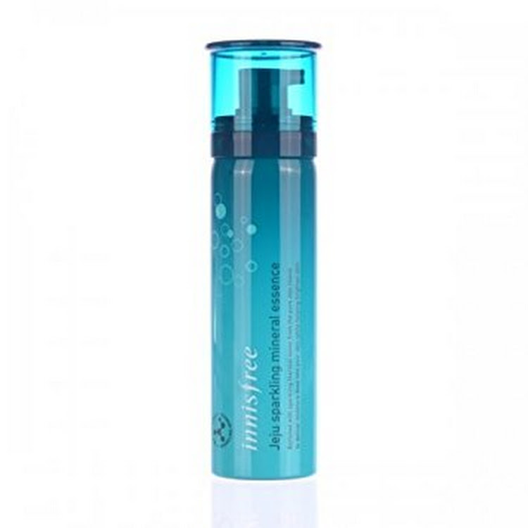 Innisfree Jeju Sparkling Mineral Essence by claimed.my