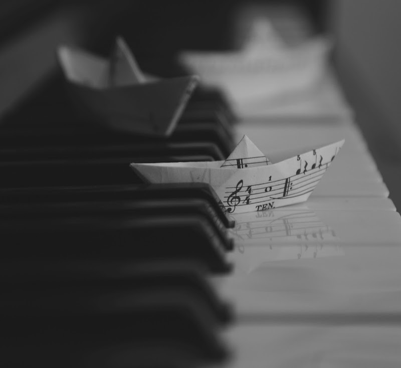 Ocean of notes di elisabetta.dalolio
