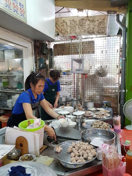 高雄三鳳中街超人氣小吃 必吃Q彈脆口蝦丸 清溪小吃部