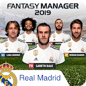 Real Madrid Fantasy Manager'19- Real football live