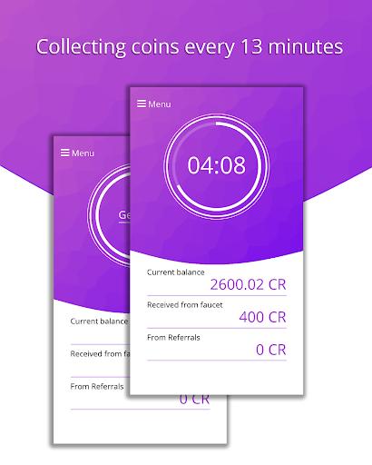 Multi Wallets Faucet 2.7.67 screenshots 1