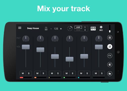 Remixlive - drum & play loops 3.3.5 screenshots 4