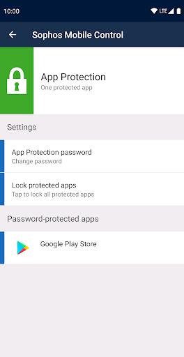 Sophos Mobile Control screenshot 5