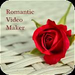 Romantic Photo to Video Maker Icon