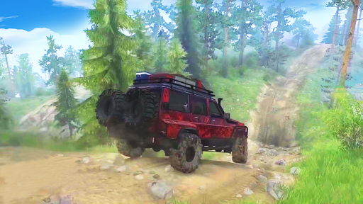 Offroad Xtreme 4X4 Rally Racing Driver 1.1.4 Mod screenshots 4