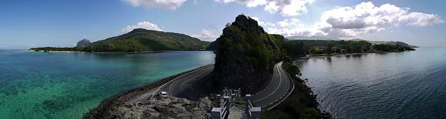 Baie du Cap - Mauritius by Mariusz Ratajczak - Landscapes Waterscapes