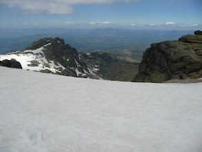Photo: Vistas desde antes de la llegada a la cima