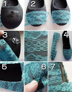 DIY Fashion Ideas - náhled