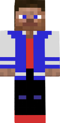 cool steve is the best skin