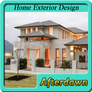 home exterior design ideas - Home Exterior Designer