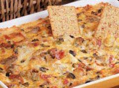 Pepperoni Pizza Spread Recipe