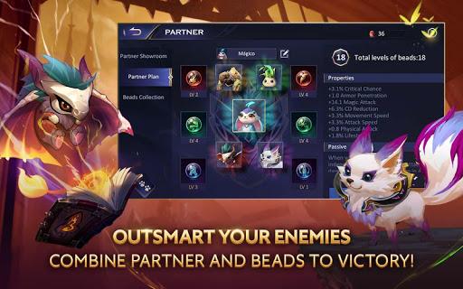 Champions Legion | 5v5 MOBA filehippodl screenshot 3