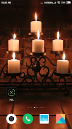 Candle Light  Wallpaper HD APK screenshot thumbnail 16