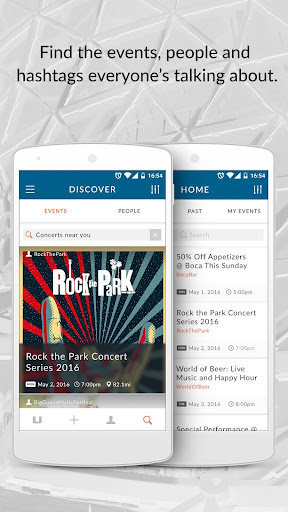 UNATION - Events Near Me, Buy & Sell Tickets screenshot
